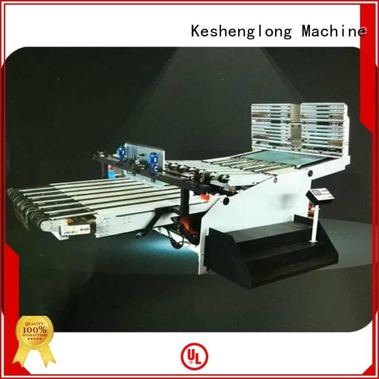 OEM cardboard box printing machine Top PFA three color cardboard box printing machine