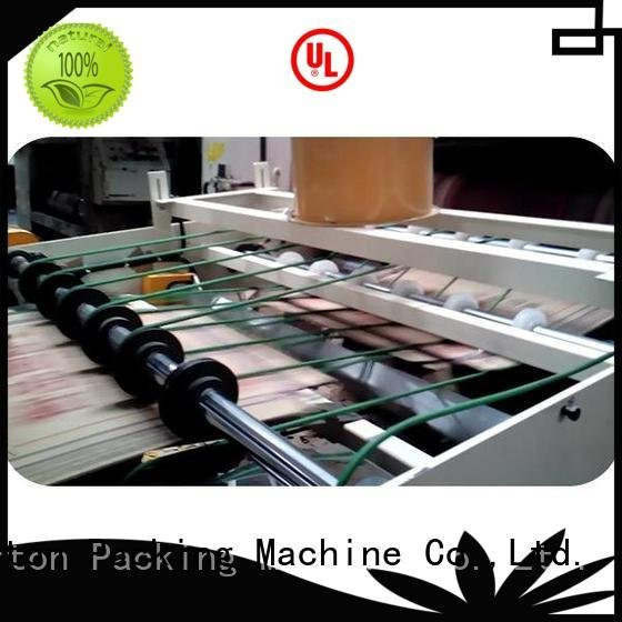 KeShengLong Top cardboard box printing machine three color PFA