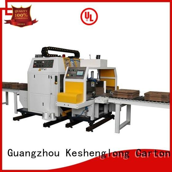 KeShengLong Brand six color Auxiliary cardboard box printing machine four color three color
