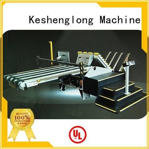 cardboard box printing machine Top six color three color KeShengLong