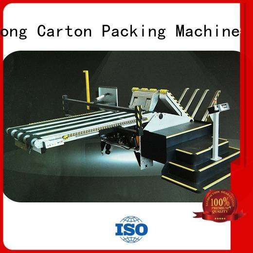 Top cardboard box printing machine KeShengLong cardboard box printing machine