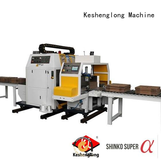 cardboard box printing machine manipulator series cardboard box printing machine KeShengLong Brand