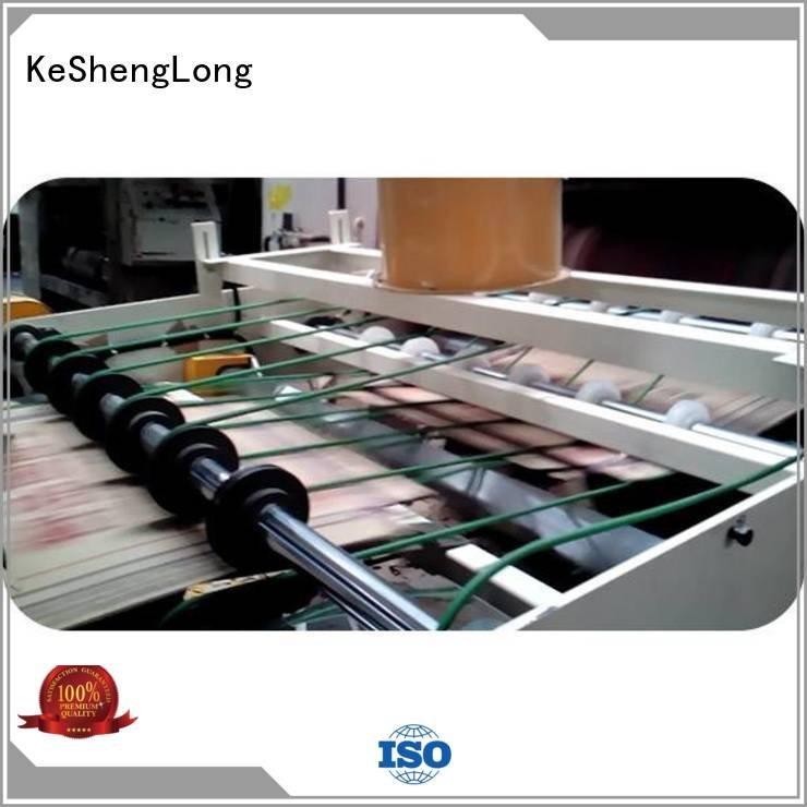 Auxiliary Top cardboard box printing machine Top cardboard box printing machine PFA KeShengLong three color PFA