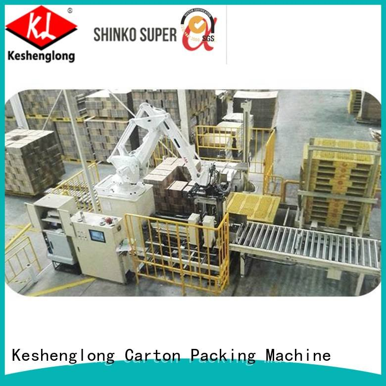 Wholesale Auxiliary six color cardboard box printing machine KeShengLong Brand