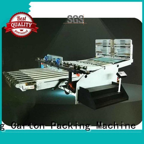 KeShengLong Brand three color six color four color cardboard box printing machine