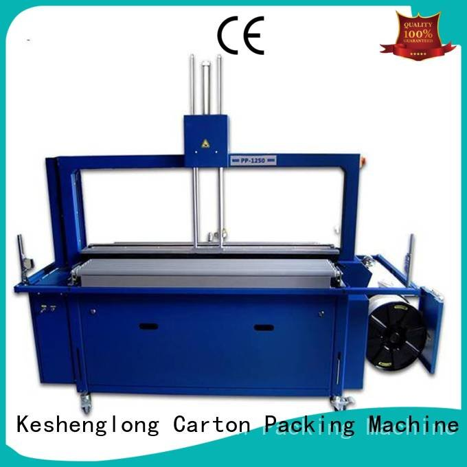 Top three color Auxiliary KeShengLong cardboard box printing machine