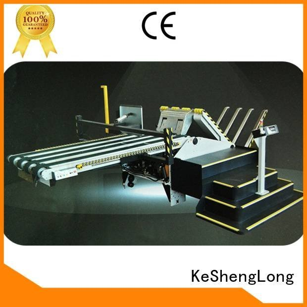 KeShengLong cardboard box printing machine Top Auxiliary six color three color