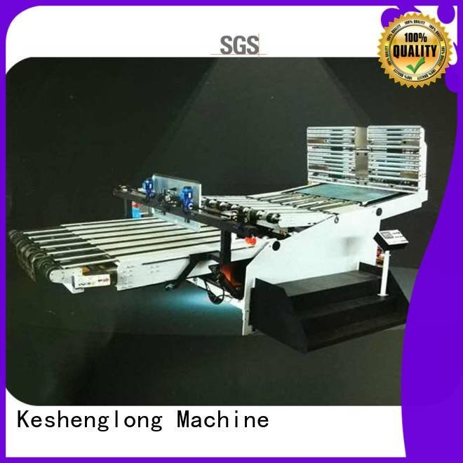 cardboard box printing machine PFA Top cardboard box printing machine KeShengLong Brand