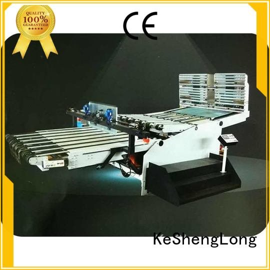 cardboard box printing machine Top KeShengLong Brand cardboard box printing machine