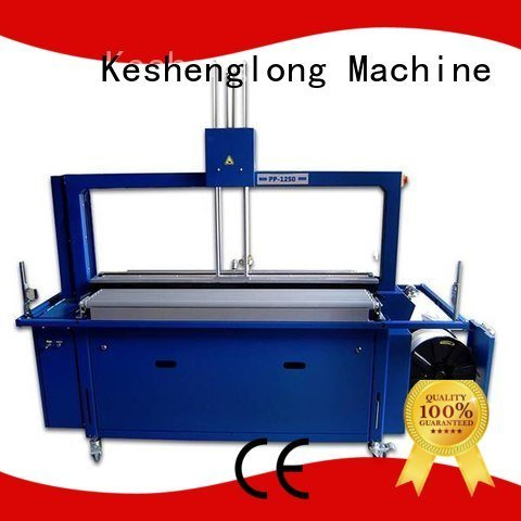 Auxiliary four color cardboard box printing machine KeShengLong