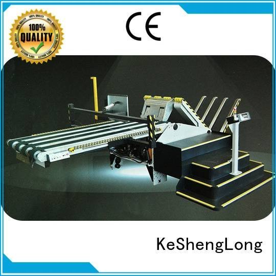 KeShengLong Brand PFA Top four color cardboard box printing machine