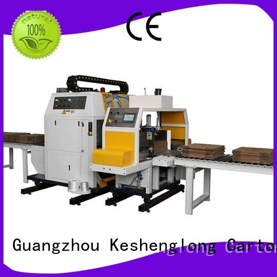 KeShengLong six color Top PFA cardboard box printing machine four color