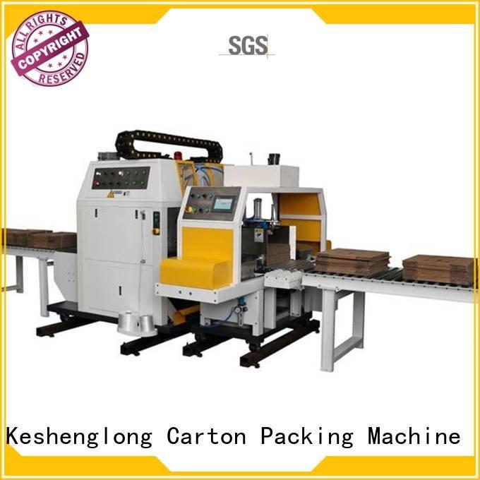 cardboard box printing machine Auxiliary PFA OEM cardboard box printing machine KeShengLong
