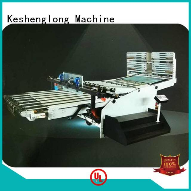 six color PFA cardboard box printing machine three color KeShengLong