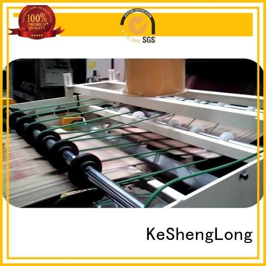 four color PFA six color KeShengLong cardboard box printing machine