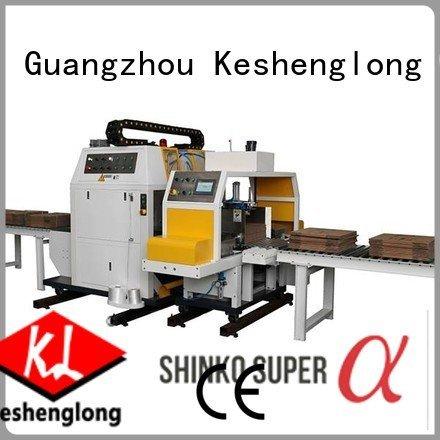 Top PFA cardboard box printing machine KeShengLong