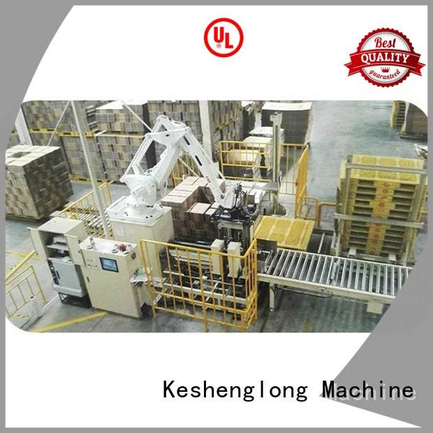 Wholesale Top four color cardboard box printing machine KeShengLong Brand