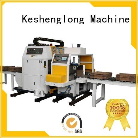 Top four color cardboard box printing machine six color KeShengLong