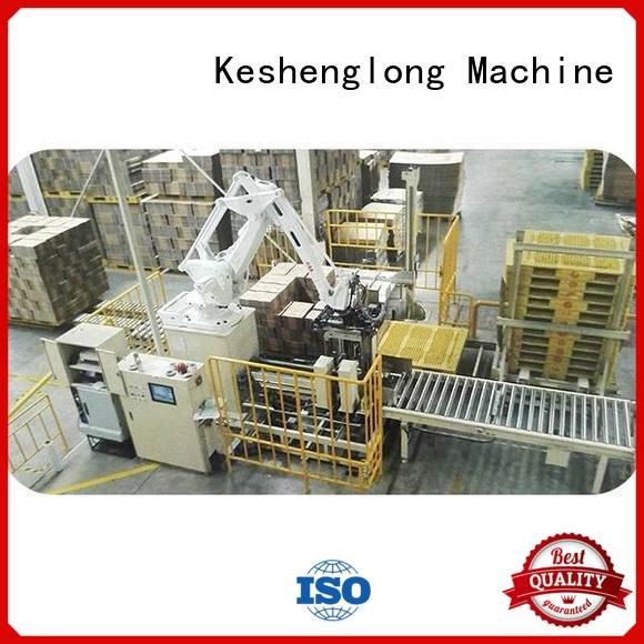 cardboard box printing machine four color cardboard box printing machine three color KeShengLong