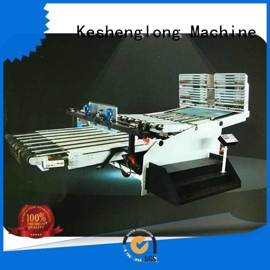 six color Auxiliary three color KeShengLong cardboard box printing machine