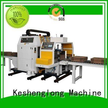 KeShengLong Brand PFA cardboard box printing machine Auxiliary KeShengLong