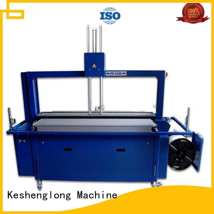 KeShengLong Brand KeShengLong four color Top cardboard box printing machine