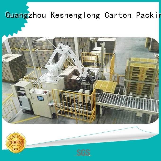 six color cardboard box printing machine PFA four color KeShengLong