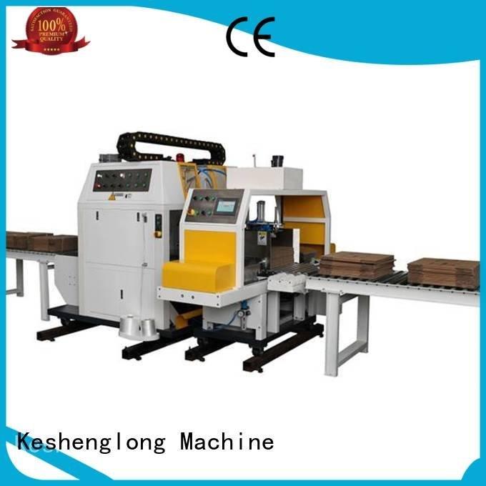 cardboard box printing machine Auxiliary cardboard box printing machine KeShengLong Brand