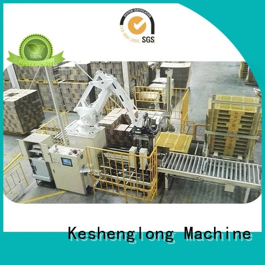 Quality KeShengLong Brand three color Auxiliary cardboard box printing machine