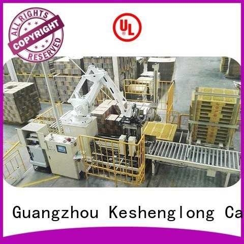 Quality cardboard box printing machine KeShengLong Brand six color cardboard box printing machine