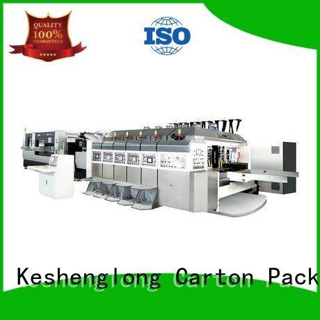 KeShengLong China hd flexo ejecting K8-Type cutting top