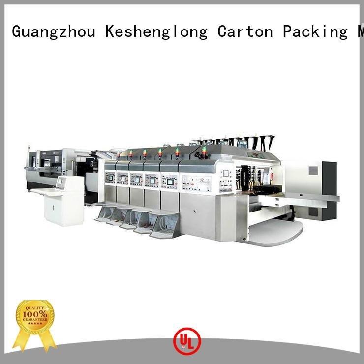 slotting HD flexo printer slotter KeShengLong China hd flexo