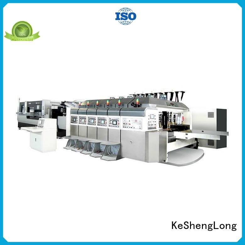 Custom die HD flexo printer slotter computerized China hd flexo