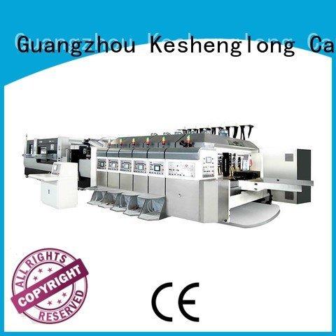 KeShengLong Brand structure China hd flexo flat automatic