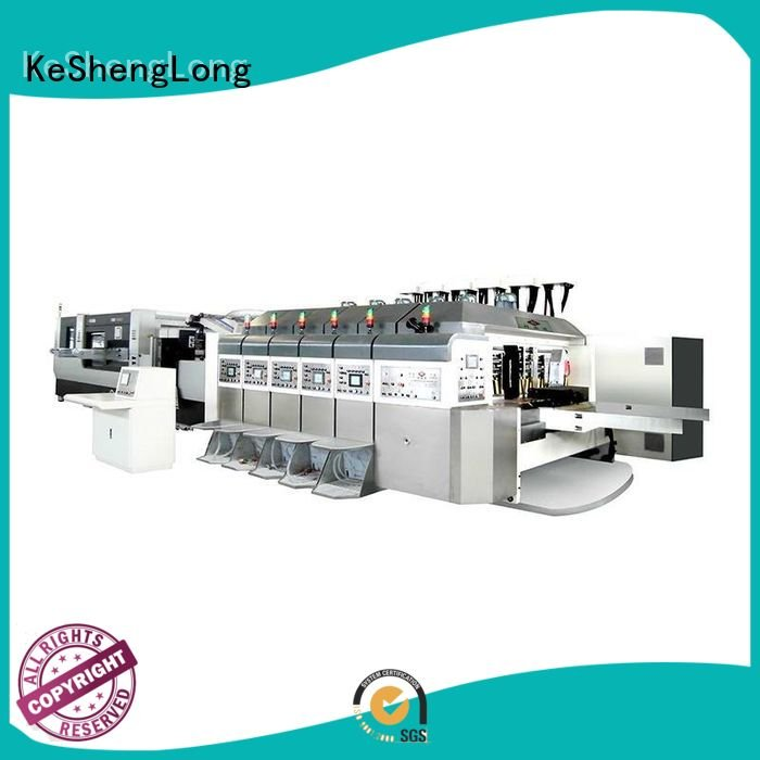 China hd flexo k9type HD flexo printer slotter flexo KeShengLong
