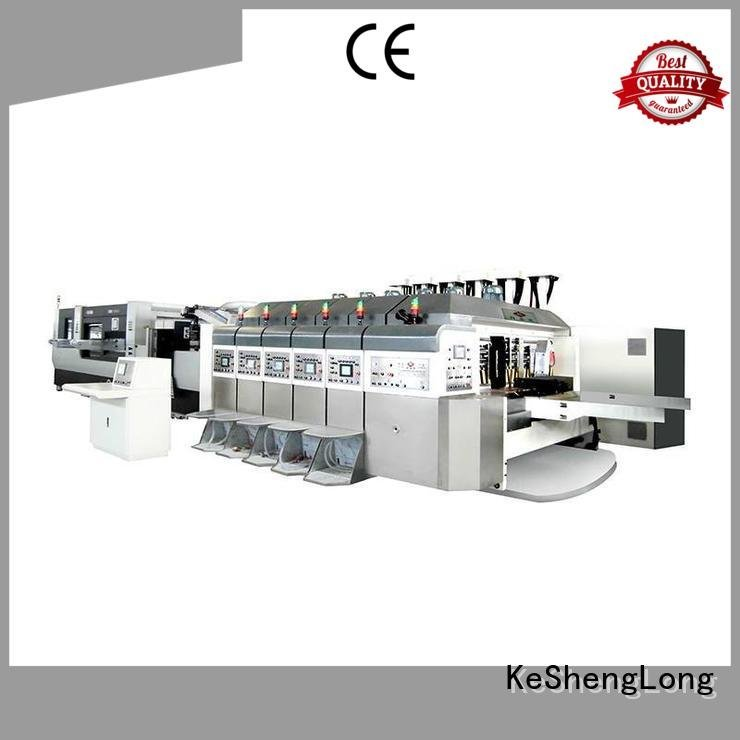 China hd flexo goutering flat automatic computerized