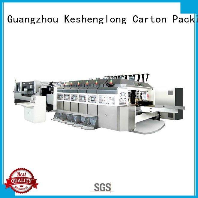 OEM China hd flexo cutting computerized top HD flexo printer slotter
