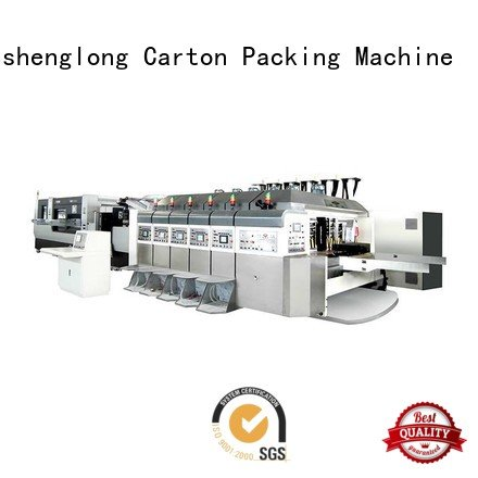 China hd flexo goutering structu prlnting cutting KeShengLong