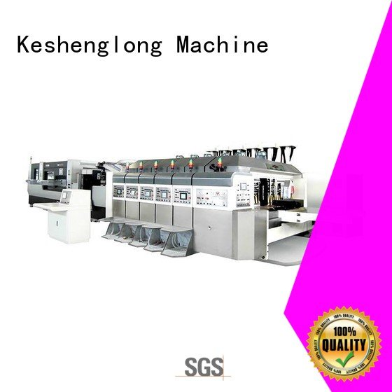 slotting fixed China hd flexo KeShengLong