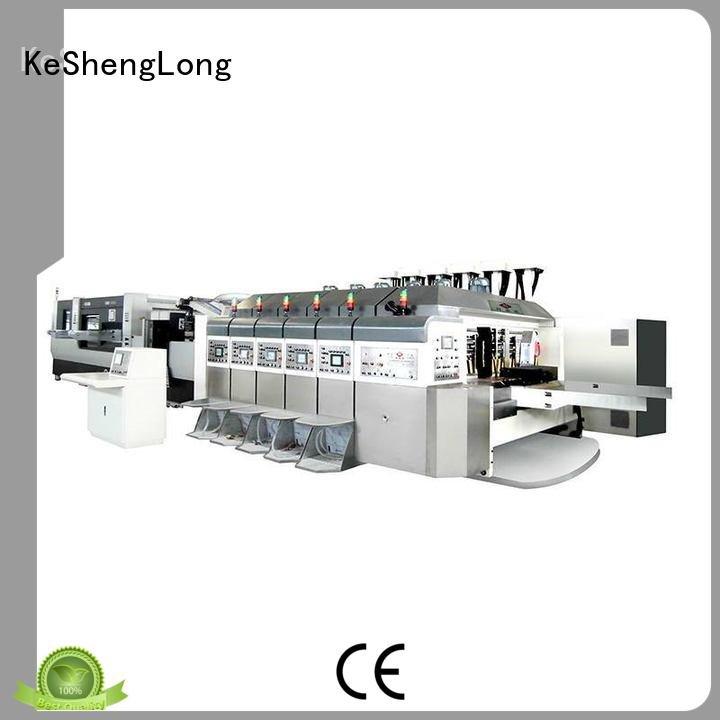 KeShengLong Brand folding fixed goutering China hd flexo